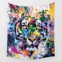 Tiger Wall Tapestry