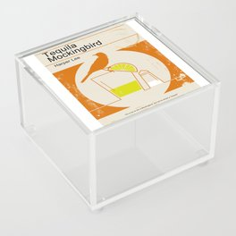 Tequila Mockingbird Acrylic Box