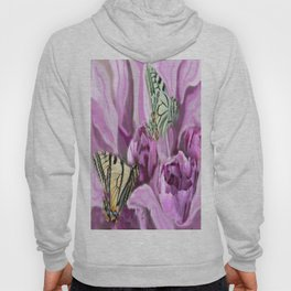 Butterflies and Roses Hoody