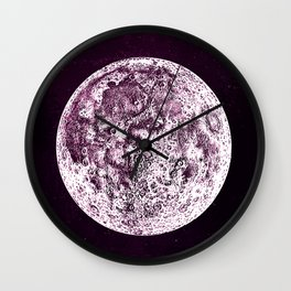 An Expired Planet Wall Clock