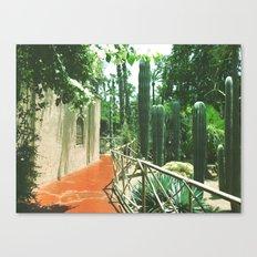 Moroccan Gardens 2 Canvas Print