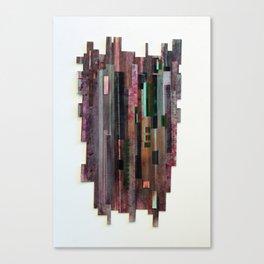 Conveyor Belt Canvas Print