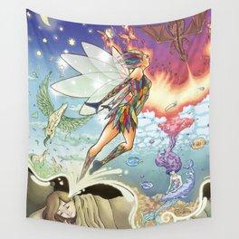 Sueño Wall Tapestry