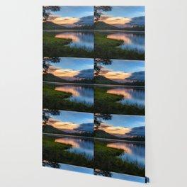 Dreaming Juanita Lake in Northen California Wallpaper