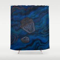 Pretelethal Shower Curtain