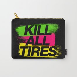 Kill All Tires v2 HQvector Carry-All Pouch