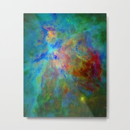 Stars Implode Metal Print