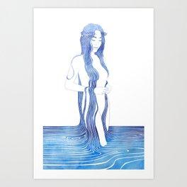 Doto Art Print