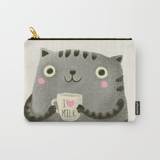 I♥milk Carry-All Pouch