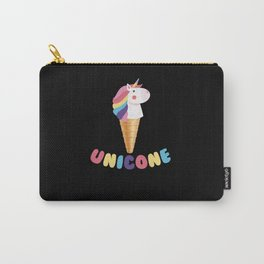 Unicorn Birthday Carry-All Pouch