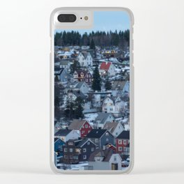 Narvik III Clear iPhone Case