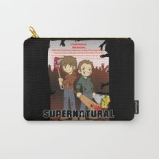 Supernatural - Goin to the Winchesters Carry-All Pouch