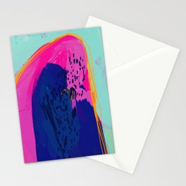 The Mountain Of Color Stationery Cards