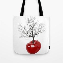 Cherry tree of cherries Tote Bag