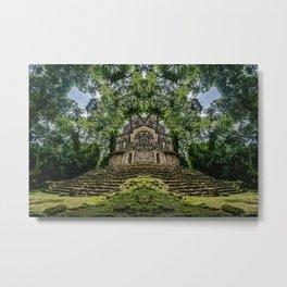Kaleidoscape: Yaxchilan Metal Print