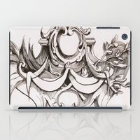 tapestry iPad Cases featuring Tapestry by Bake