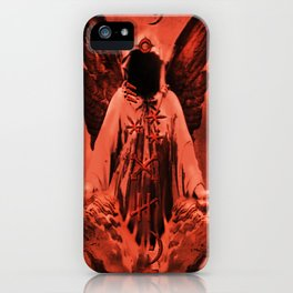 crimson sins iPhone Case