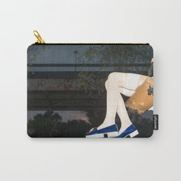 Alice we're All mad Here Carry-All Pouch