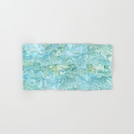 Texture nature garmonia sea 7 Hand & Bath Towel