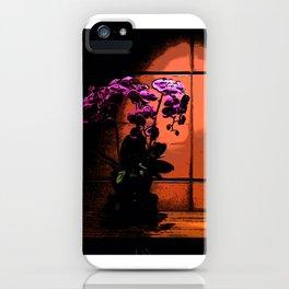 Mythical Flower Arrangement iPhone Case