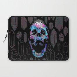 Crystal Skull Laptop Sleeve