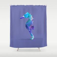 Seahorse. Shower Curtain