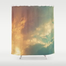 I Dreamed A Dream Shower Curtain