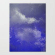 Grace Purple version Canvas Print