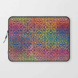 DP050-1 Colorful Moroccan pattern Laptop Sleeve