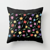 f1 Throw Pillows featuring f1 by gasponce
