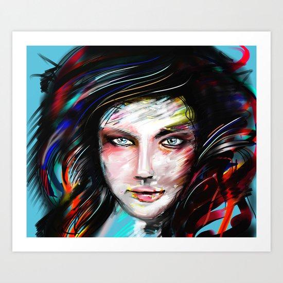 Color 05 Art Print