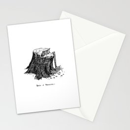 Birth of Pinocchio Stationery Cards