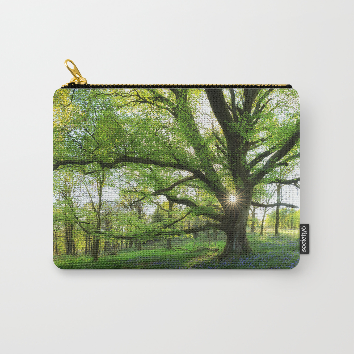 1d0ec379c916 To Swing On The Tree Of Hope Carry-All Pouch