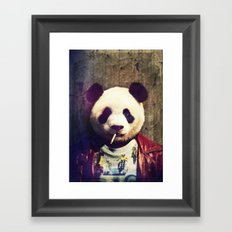 Panda Durden Framed Art Print