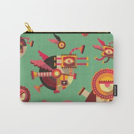 Machine Creatures Carry-All Pouch