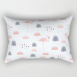 Modern Animal Pattern Rectangular Pillow