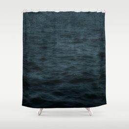 Stormy Thoughts Shower Curtain