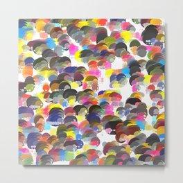 Lovely Dot No. 1 Metal Print