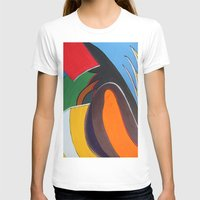 art deco T-shirts featuring Art Deco Revival by Ana Lillith Bar