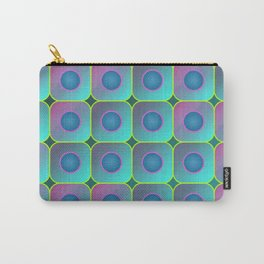 Squares and circles Carry-All Pouch