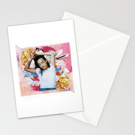 Bloom 3  Stationery Cards