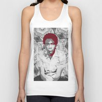 childish gambino Tank Tops featuring Dont be so Childish by GreySea