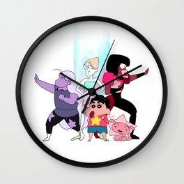 Shin Chan Universe Wall Clock