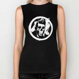 Pomade and Switchblades Biker Tank