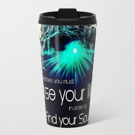 Final Fantasy VII - Sleeping Forest Tourism Tee Travel Mug
