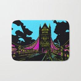 London Bridge Bath Mat