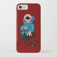 cryaotic iPhone & iPod Cases featuring Mad!Cryaotic by Thais Magnta Canha