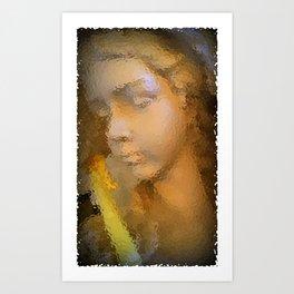 Summer Of Love: Pieta Art Print
