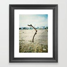 Newport Beach, CA Framed Art Print