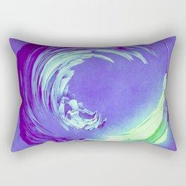 the ol' cabasa Rectangular Pillow